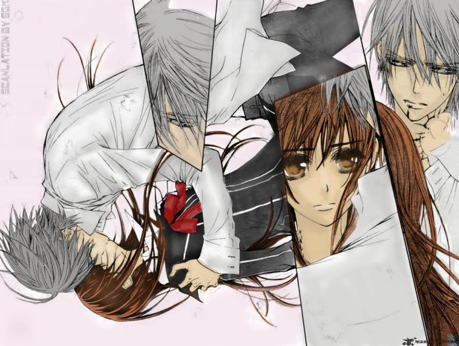 Yuki and Zero Kiss by iLuvPocky2 on DeviantArt
