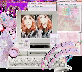 +Too much pink {SDesantis} by Runaways13
