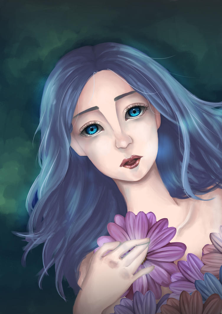 Serenity by CelestialSkyes