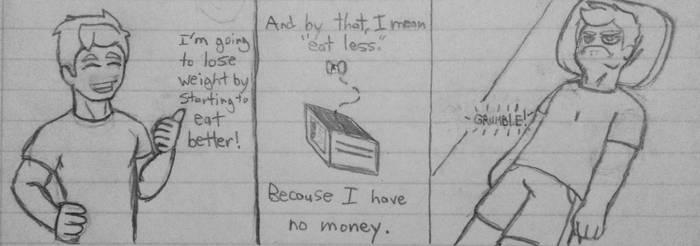 No Money No Problems...?