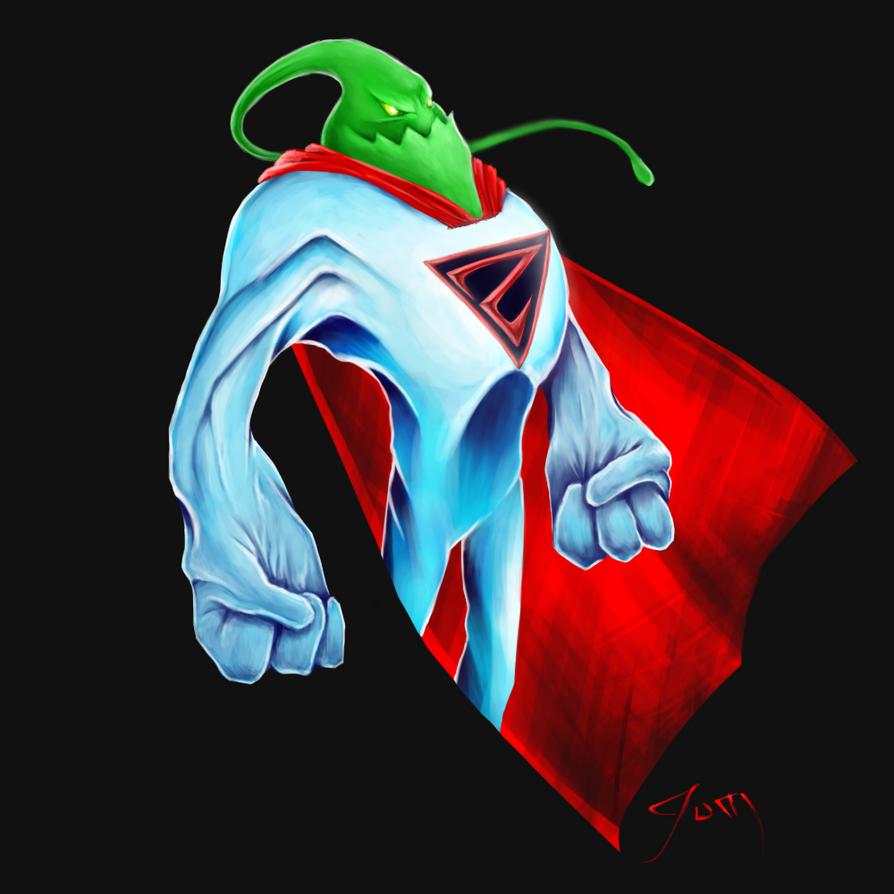 Super Zac by J-u-m