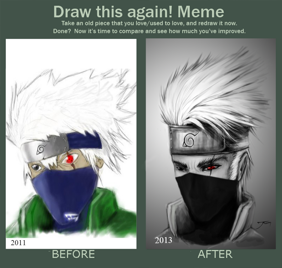 draw this again meme template - draw this again meme by j u m on deviantart