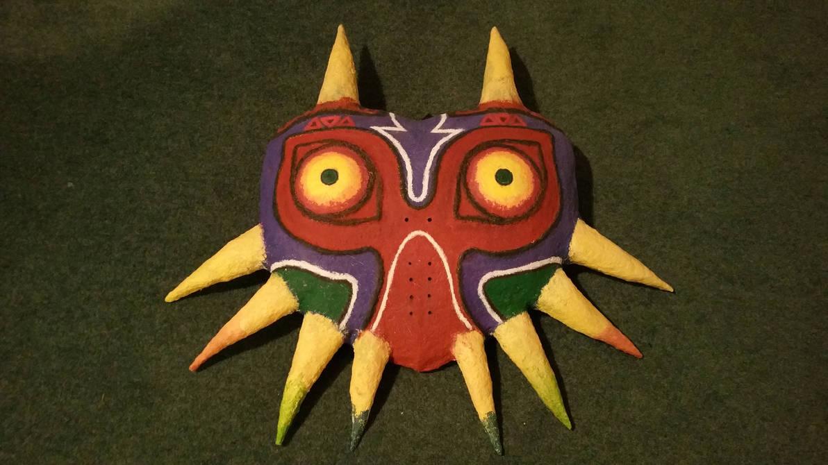 Majoras Mask mask