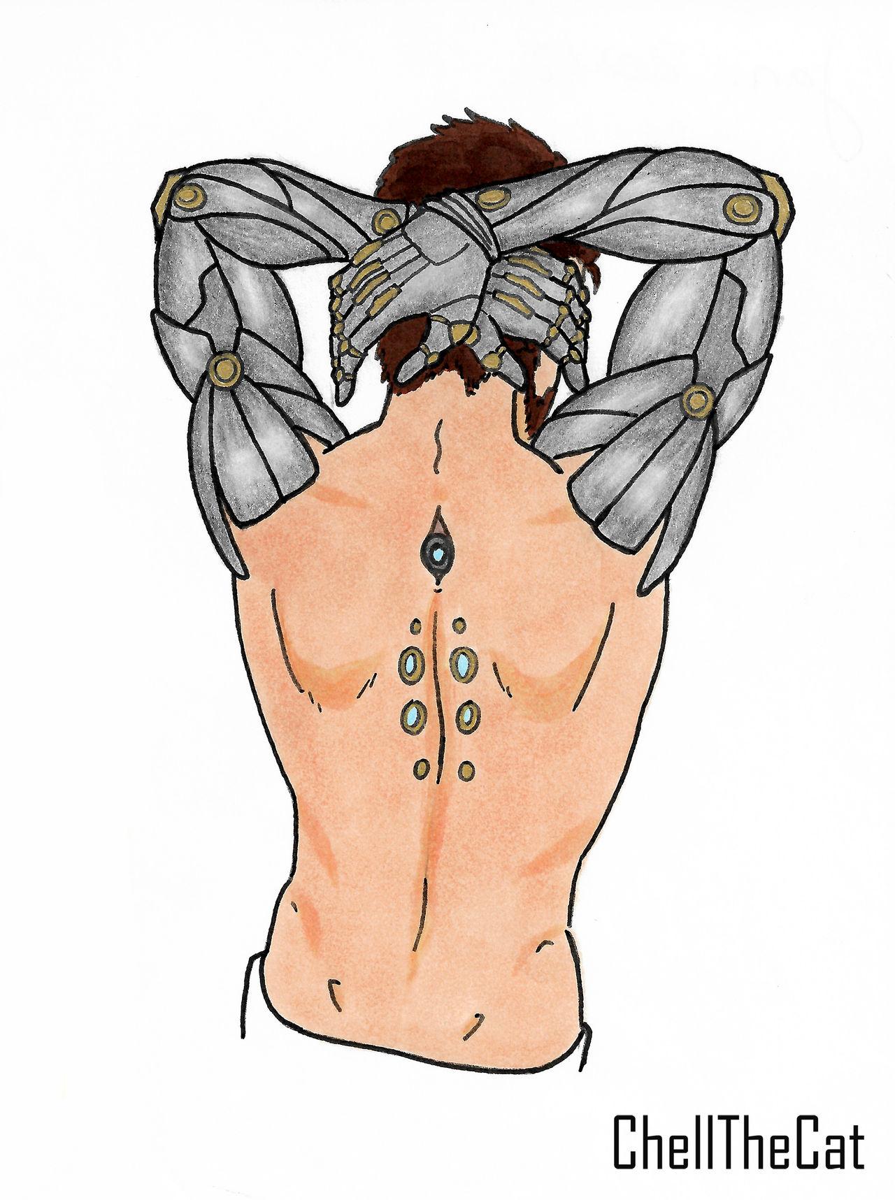 Deus Ex - Adam's back
