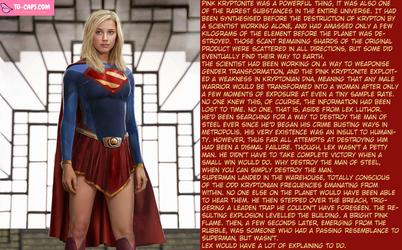 TG Cap - Superman by TG-Caps