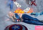 TG Captain America: Bombshell