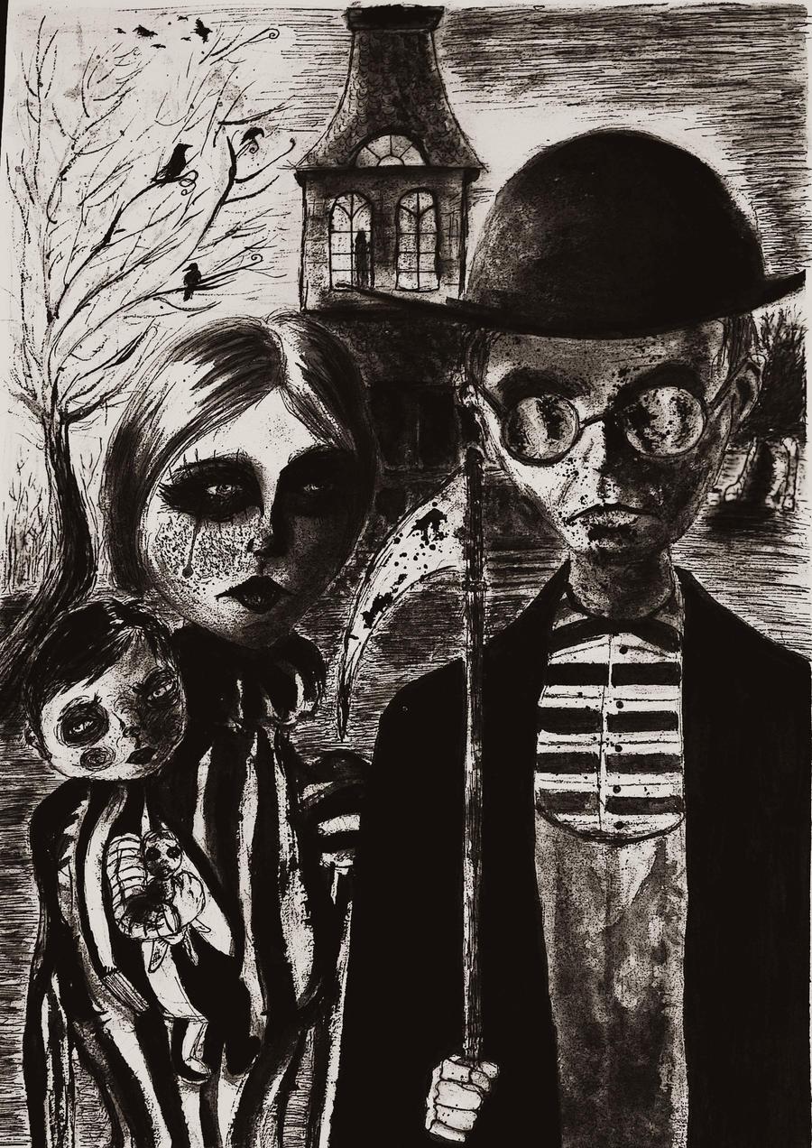 Victorian Dark Art The Image Kid Has It