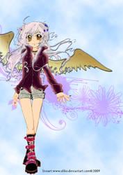 Angel by Aquemi