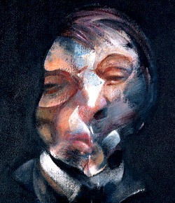 Francis Bacon - Autoportrait by Bacon-Family