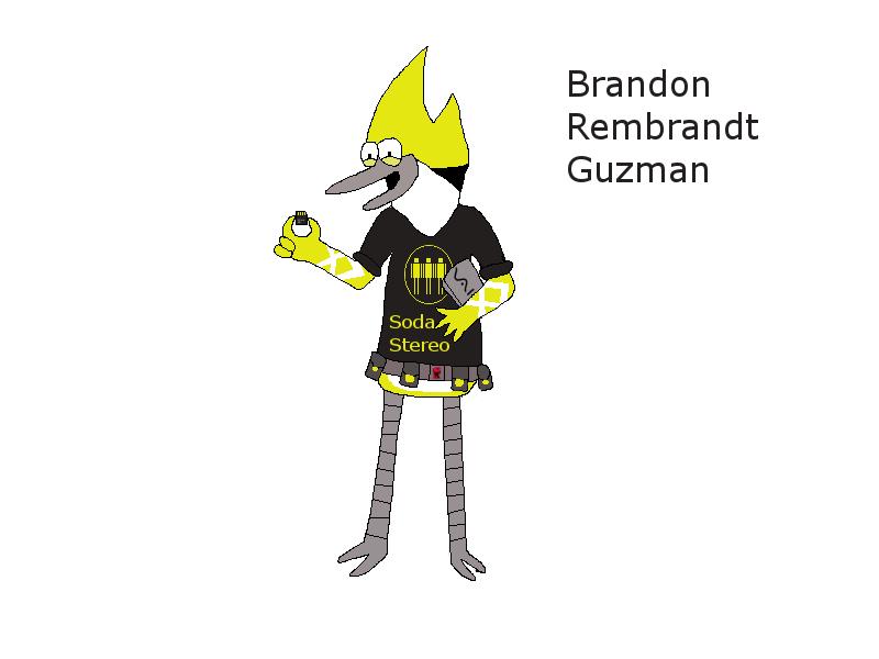 RS New OC: Brandon by Roddie-Krys94