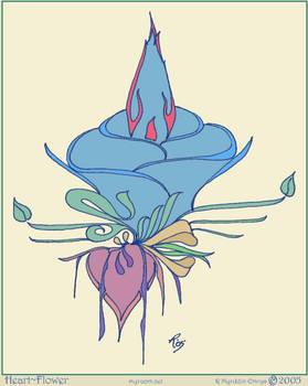 Heart-Flower