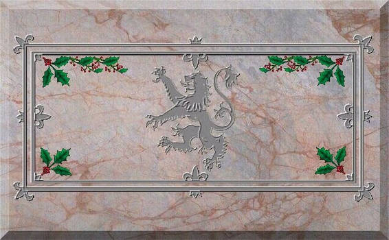 ChristmasVers old ScottishFlag