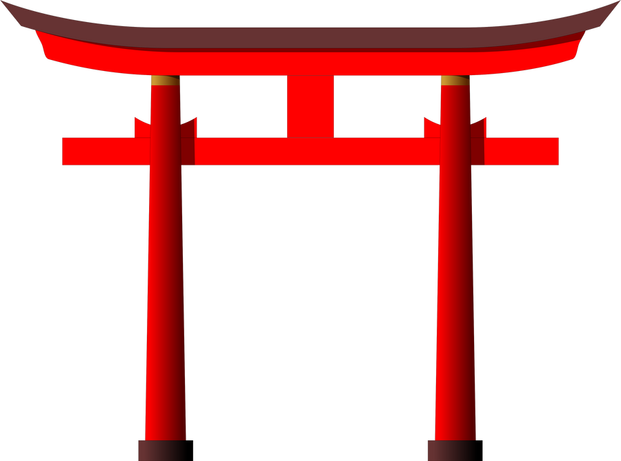 Torii by Kyoshyu on DeviantArt