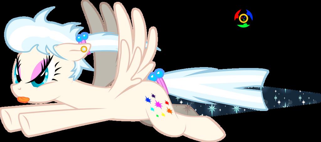 Dart Flying by Kyoshyu