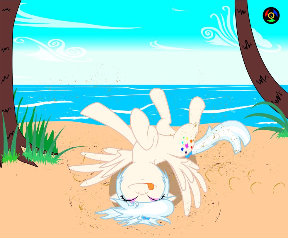 Roll on the Beach by Kyoshyu