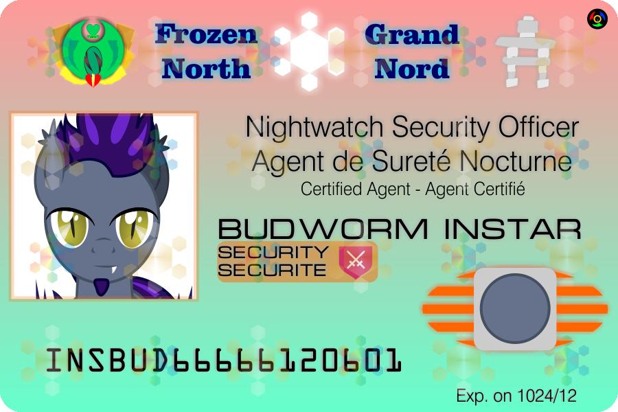 Frozen North ID - Budworm Instar by Kyoshyu
