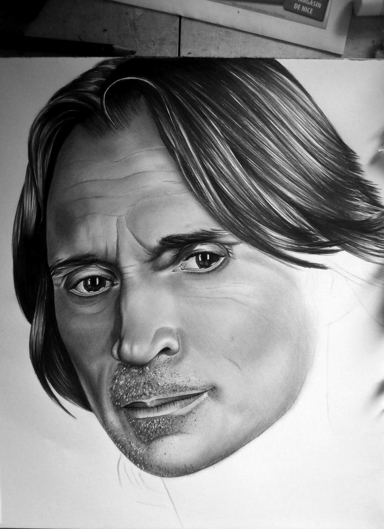 Mr Gold under progress by Mutemouia