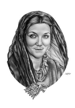Catelyn Stark COMMISSION