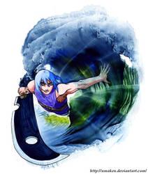 Suigetsu: water element. by Umaken