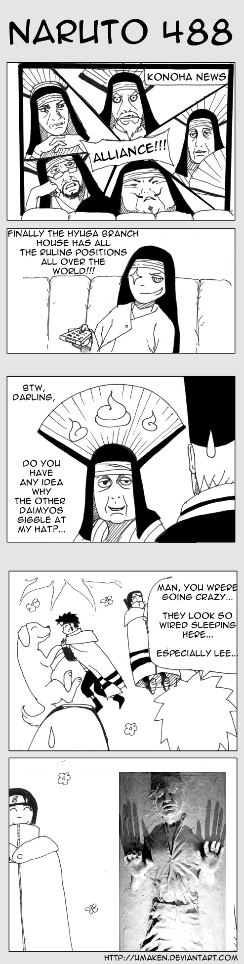Naruto 488 by Umaken