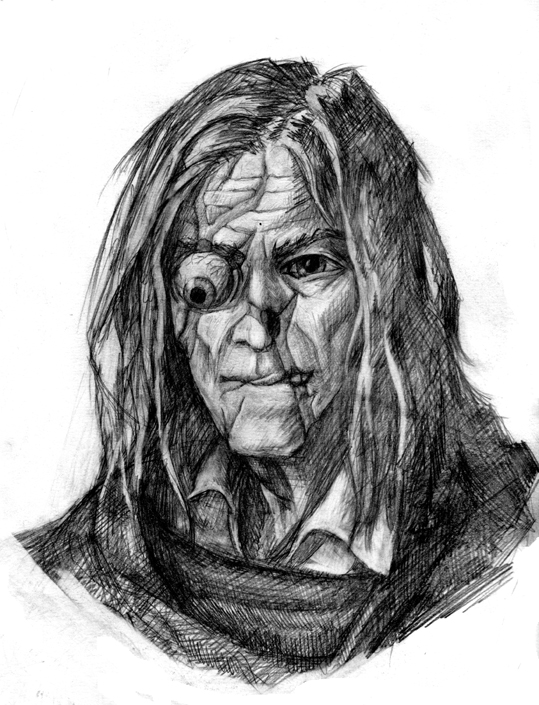 HP: Mad-Eye Moody by Umaken on DeviantArt