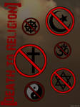 Death to Religion Poster