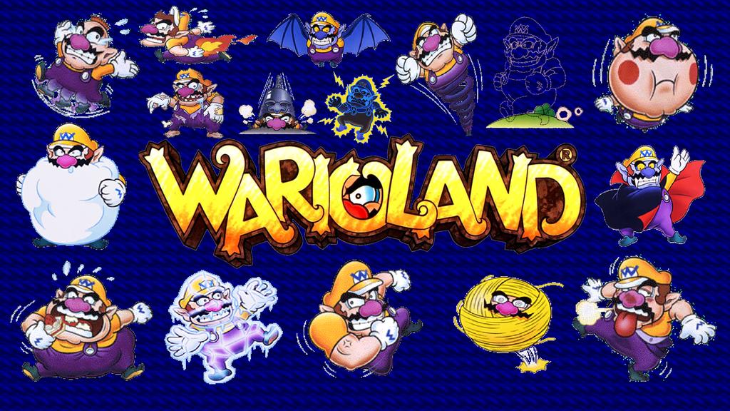 Resultado de imagen de Wario Land Super Mario Land 3 wallpaper