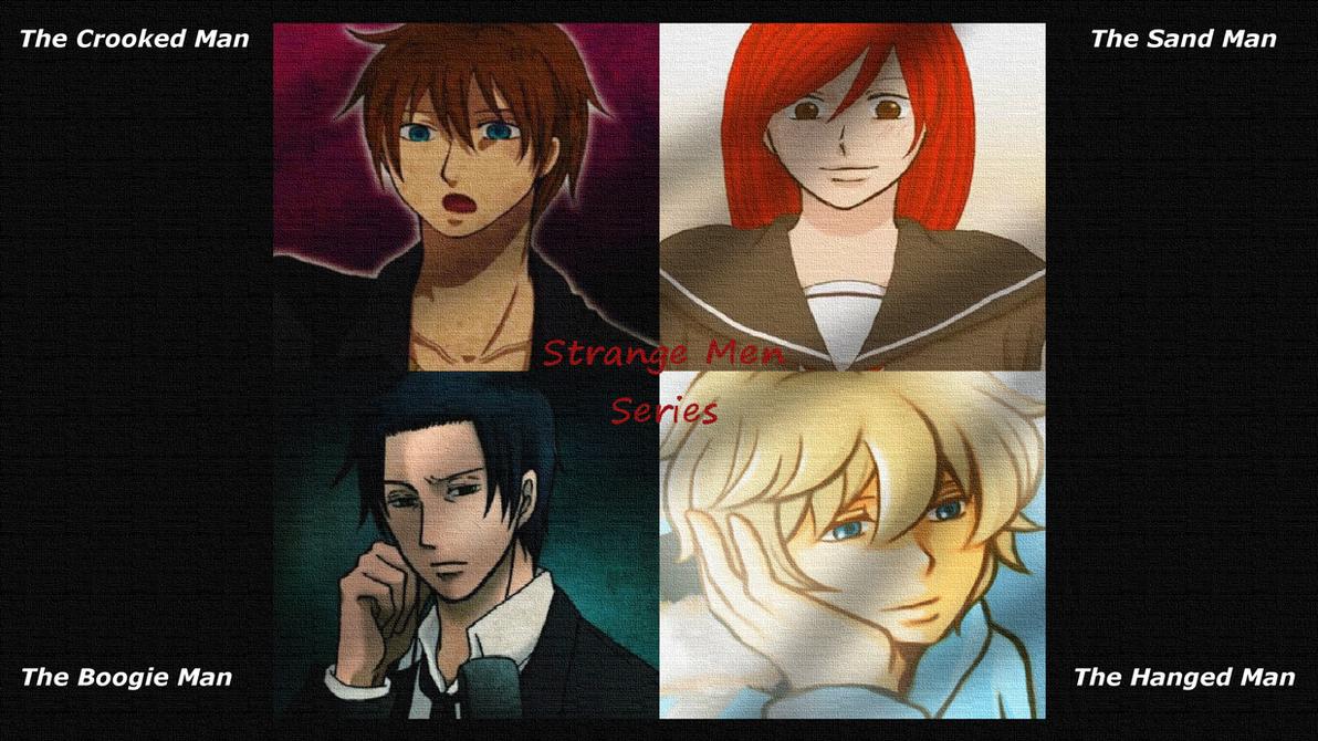 Strange Men Series Cast Wallpaper Edition by happydreamer96