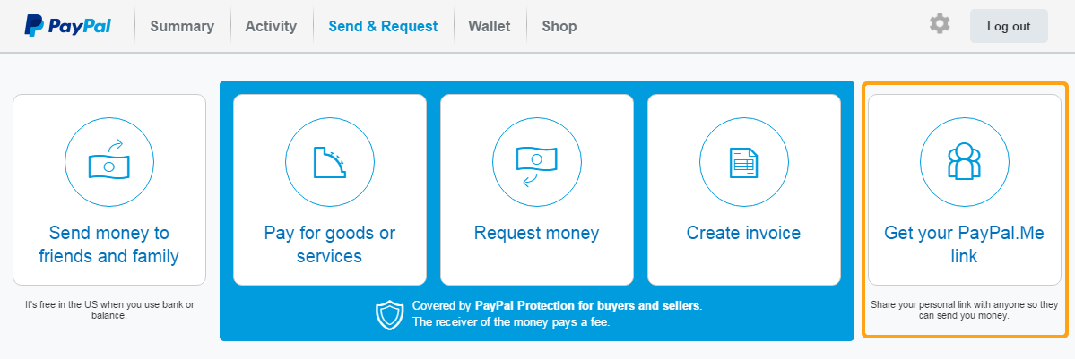 TUTORIAL Paypal Payments Tools By Sonyaism On DeviantArt - How to send invoice on paypal mobile