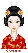 Arashichan Japaneseoprah by Angbryn