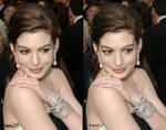 Anne Hathaway Makeover