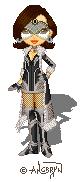 Mesmer in Kurzick armor - Guild Wars fanart by Angbryn