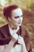 Dark Forest Lady - II by Angbryn