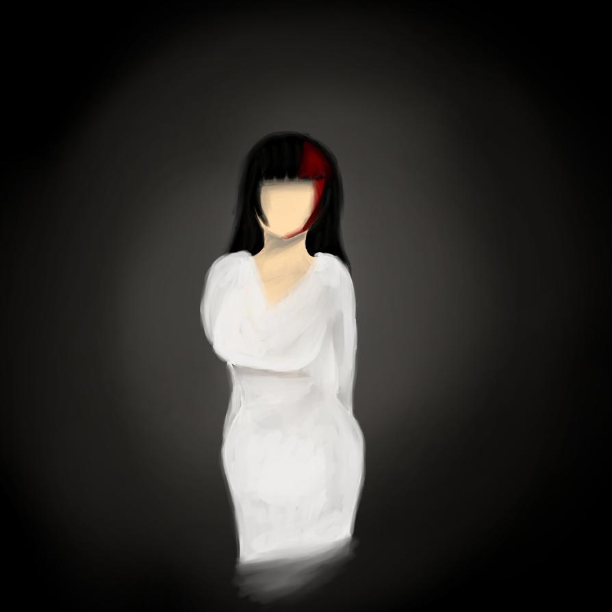 Ghost by Maskenpfote