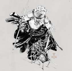 Inktober Ganon