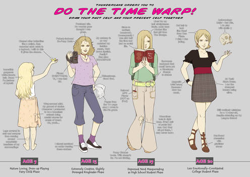 Do the Time Warp