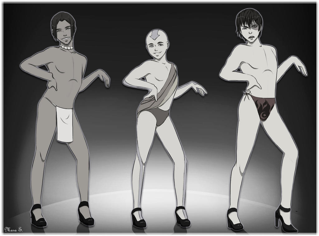 All My Single Ladies Gay 97