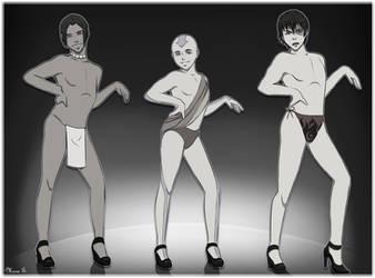 Avatar - All My Single Ladies by Acaciathorn