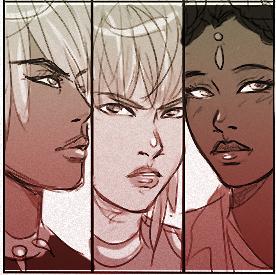 Trio by Mara S.