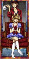 Cindy in Wonderland by Acaciathorn