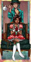 Libby in Wonderland