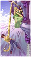 JxC: Tangled Fairy Tale by Acaciathorn