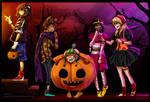 Collab-Jimmy Neutron Halloween