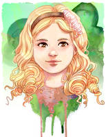 Iris O'Donovan by Acaciathorn