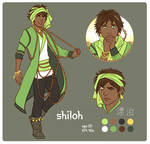 Shiloh by Acaciathorn