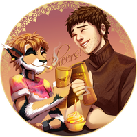 Cheers by Acaciathorn