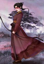 Lady of War by Acaciathorn