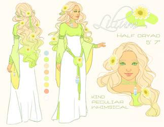 Lilium by Acaciathorn