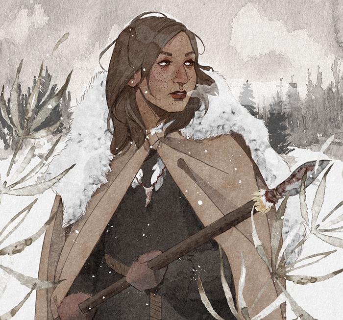 Denisovan Girl