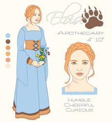 Eloise by Acaciathorn